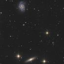 M49 NGC4535 NGC4536,                                CoFF
