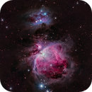 M42 - The Great Orion Nebula,                                Bjoern Schmitt