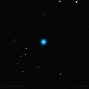Cleopatra's Eye  NGC 1535,                                Lightbeam