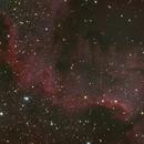 Region von NGC7000,                                OKB