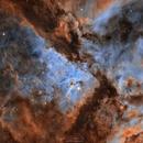 Carina Nebula,                                Logan Carpenter