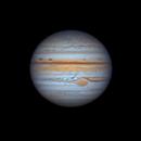 Jupiter, IO, Europa & Ganymede,                                David Cheng