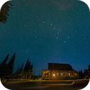 Big Dipper over Skitchine Lodge, Canada,                                Tesseract