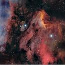 IC5070 Pelican Nebula  (HOS,SHO,LRGB),                                  Randal Healey