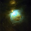M 42 Hubble,                                Stefan Schimpf