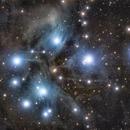 M45 - Pleiadi,                                AstroIronMan
