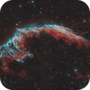 NGC6992 SHO Medium Field Mosaic,                                mikefulb