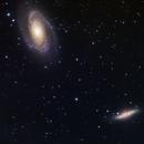M81  & M82,                                Claustonberry