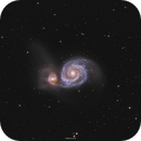 M51 - The Whirlpool Galaxy,                                Henrique Silva