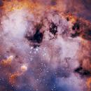 IC 410 Tadpole Nebula,                    setheddy