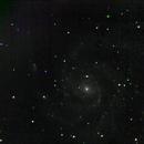 AstroAdventures 2013 - Messier 101,                                Andrew Dumbleton
