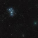 M45 & 46P/Wirtanen,                                  Matthias Steiner