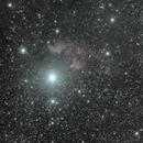IC 59, IC63 & Gamma Cas,                                Janos Barabas