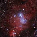 Cone Nebula_NGC 2264,                                J_Pelaez_aab