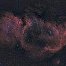 Soul Nebula - Sh2-199 - HaRGB,                                Roberto Botero