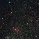 Widefield NGC7635 (Bubble Nebula),                                Hans-Peter Olschewski