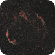 The Veil Nebula,                                Astroblastoma