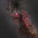 Cygnus Milky Way - wide,                                  Matteo Marchionni