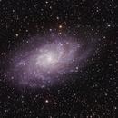 M33 LRGB,                                Trevor