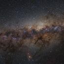 At the Center of Milky Way,                                Jacek Bobowik