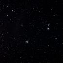 M105 cluster,                                  Dan Kordella