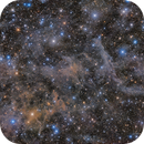 Molecular Clouds MBM 163, 164, 165 & 166 and LBN 569,                                Maurice Toet