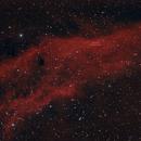 NGC1499-California Nebula,                                umbarak