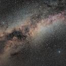 From Aquila to Cygnus,                                Janos Barabas