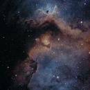 Core of the Soul Nebula (IC 1871),                                Radek Kaczorek