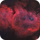 IC1848 Nebulosa del Alma HaRGB Ver2,                                Alberto Pisabarro