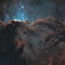 NGC 6188 Fighting Dragons of Ara 20210327 7200s LSHO 01.5.4,                                Allan Alaoui