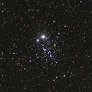 NGC 457, The Owl Cluster,                                Dyno05