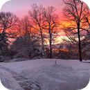 Sunset After The Snowfall - Imaging Location 3,                                Kurt Zeppetello