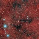 Lambda Orionis Nebula,                                Paolo Demaria
