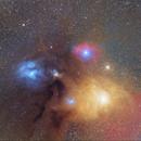 Rho Ophiuchi,                                hims1526