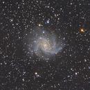 NGC 6946 - The Fireworks Galaxy,                                Joshua Bury