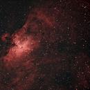 M16 - Eagle Nebula,                                Chief