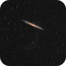 Accretion remnants around NGC5907,                                Olly Penrice