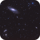 M106 and friends,                                Vincent Savioz