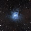 NGC 7023 - Caldwell 4 - The Iris Nebula,                                  Andrea Alessandrelli