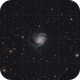 M101 Wide field,                                Yuriy Oseyev