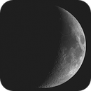 Waxing Moon,                                Carl Newberg