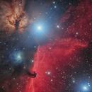 IC 434 The Horsehead Nebula,                                  Toshiya Arai