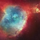 IC 1805 Heart Nebula,                                Muhammad Ali