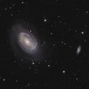 NGC 4725,                                mikefulb