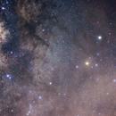 Constelación de Escorpión,                                Camilo Gualdrón