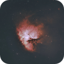 Pac-Man Nebula (NGC 281),                                ken_and_sara