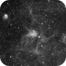 IC417 The Spider and the Fly Nebula,                                Marco Stra