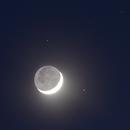 Moon and Venus,                                Robert Eder