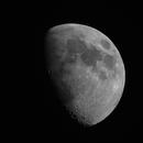 70% Moon - a sharp view,                                Axel